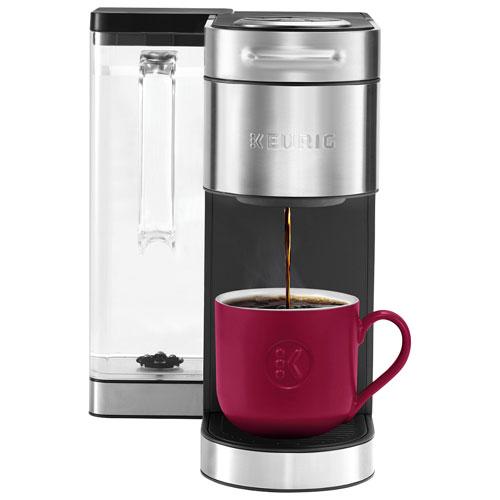 Keurig K-Supreme Plus Single Serve Coffee Maker - Stainless Steel