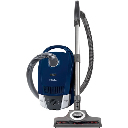 Miele Compact C2 TotalCare Canister Vacuum - Navy Blue