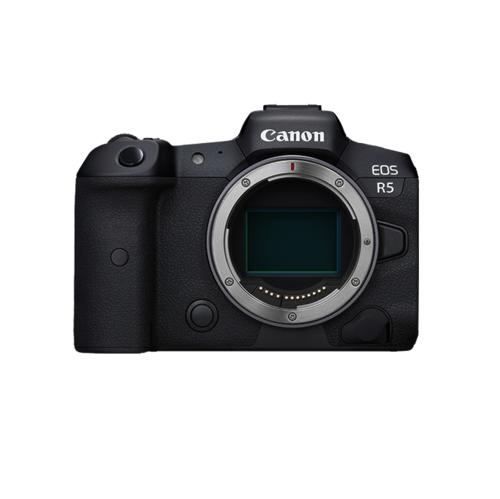 Canon EOS R5 Camera Body