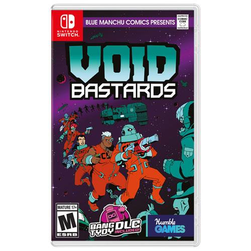 Void Bastards - English