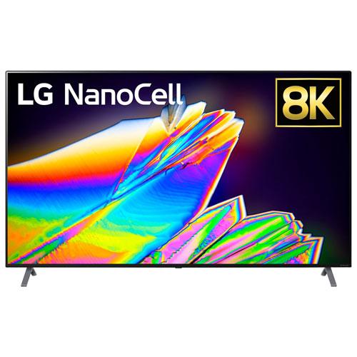 "LG NanoCell 75"" 8K UHD HDR LED webOS Smart TV - 2020 - Only at Best Buy"