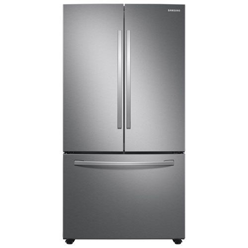 """Samsung 36"""" 28.2 Cu. Ft. French Door Refrigerator - Stainless"""