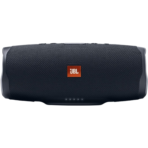 JBL Charge 4 Portable Waterproof Wireless Bluetooth Speaker - Black, Certified Refurbished