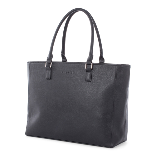 Bugatti Monica Pink Lady -Ladies Executive Bag - Black