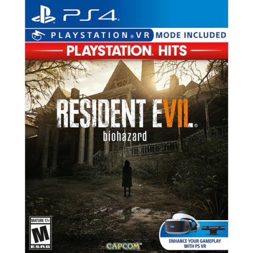 Resident Evil 7 Biohazard Psvr Playstation 4 Best Buy Canada