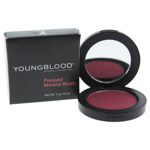 Pressed Mineral Blush - Temptress by Youngblood for Women - 0.1 oz Blush