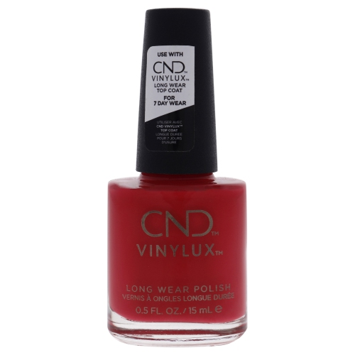Vinylux Weekly Polish - 122 Lobster Roll by for Women - 0.5 oz Nail Polish