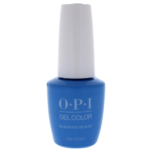 GelColor - B83 No Room For The Blues by OPI for Women - 0.5 oz Nail Polish