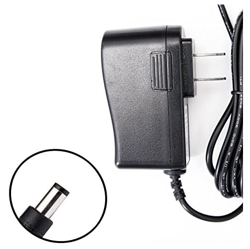 OMNIHIL 8 Feet Long AC//DC Adapter Compatible with Alesis SR18 Portable Drum Machine with Effects Power Supply Charger UL Listed