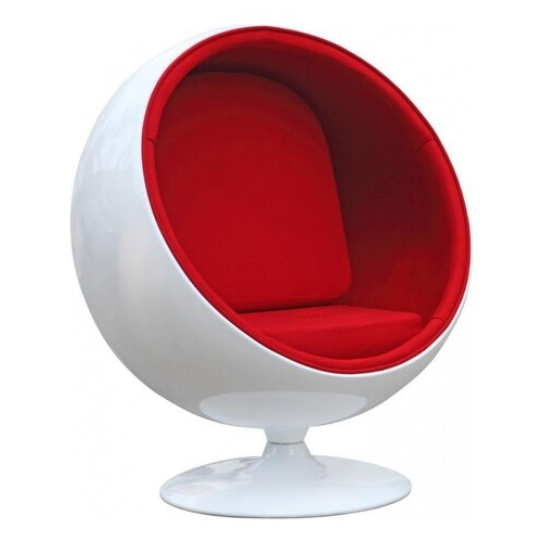 Nicer Interior Replica Eero Aarnio Ball Chair Red Commercial | Best Buy  Canada