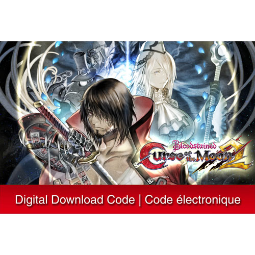 Bloodstained: Curse of the Moon 2 - Digital Download