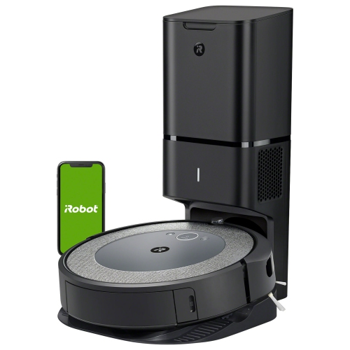 Aspirateur robot connecté Wi-Fi Roomba i3+