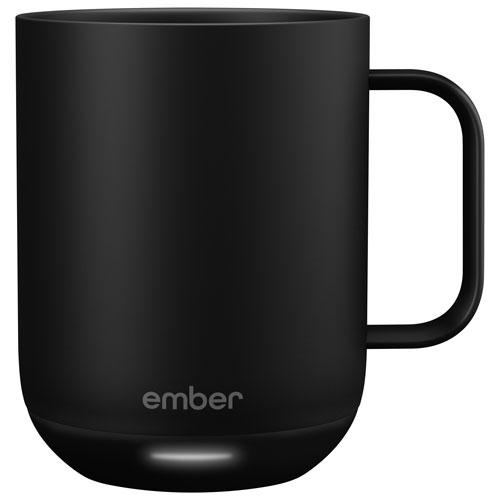 Tasse intelligente à régulation thermique de 295 ml Mug 2 d'Ember - Noir