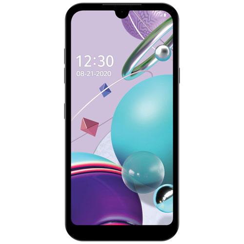 TELUS LG K31 32GB - Silver - Prepaid