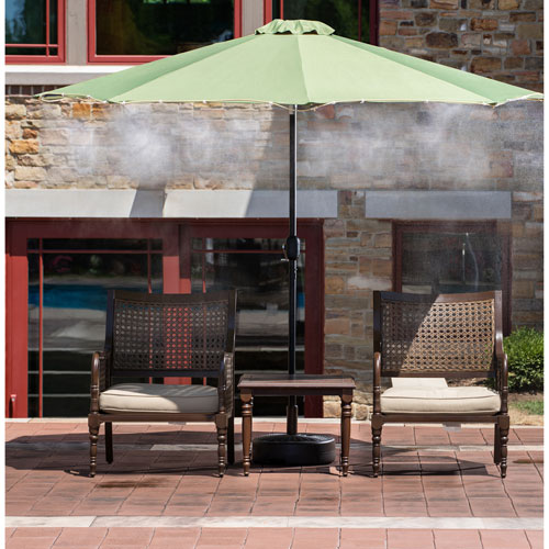 Island Umbrella Island Mist 40 ft. Cooling System Kit