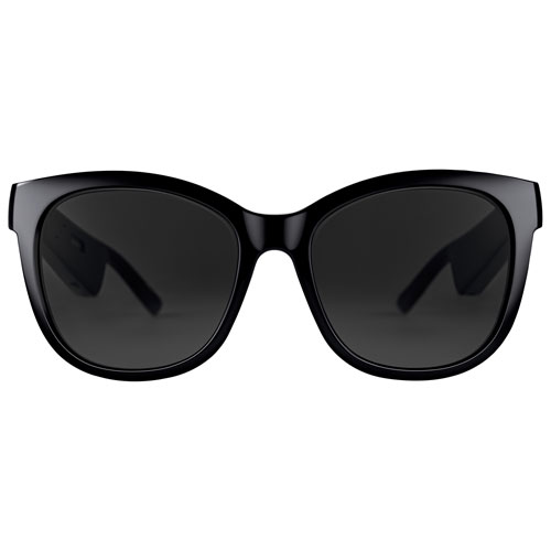 Bose Frames Soprano Cat Eye Bluetooth Audio Sunglasses - Black