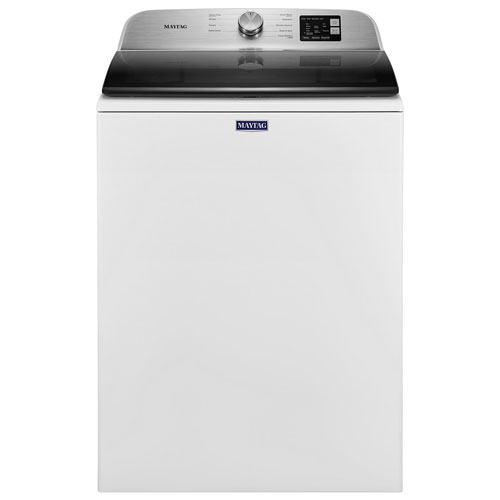 Maytag 5.5 Cu. Ft. Top Load Washer - White