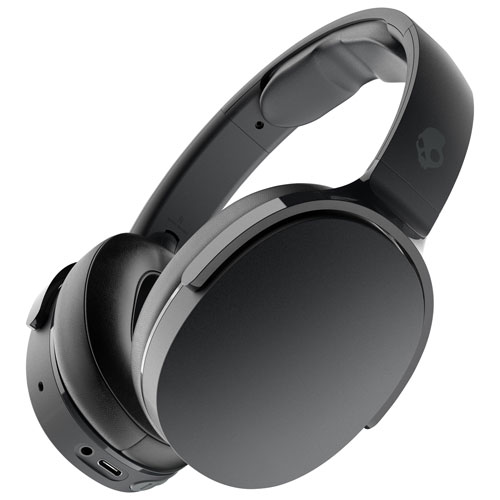 Skullcandy Hesh Evo Over-Ear Sound Isolating Bluetooth Headphones - Black
