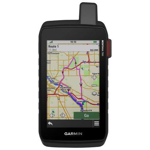 GPS portatif de 5 po Montana 700i de Garmin avec inReach