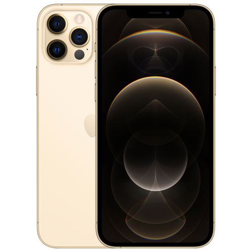 Apple iPhone 12 Pro 256GB - Gold - Unlocked
