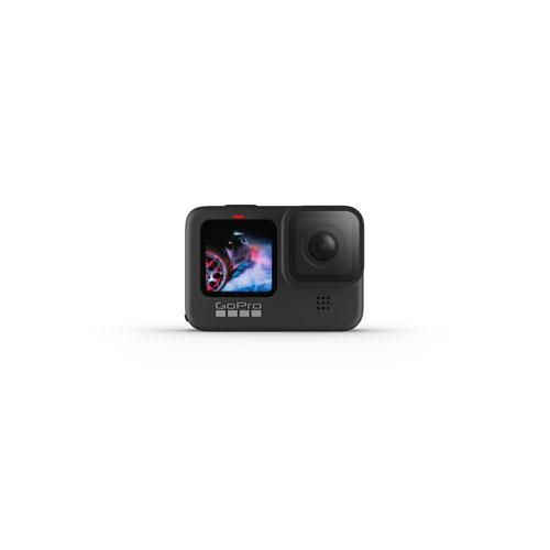 GoPro HERO9 Black Waterproof 5K Sports & Helmet Camera