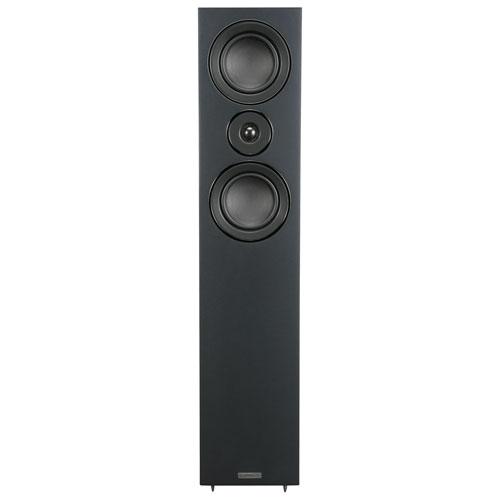 Mission LX-3 120-Watt 2-Way Tower Speaker - Single - Black