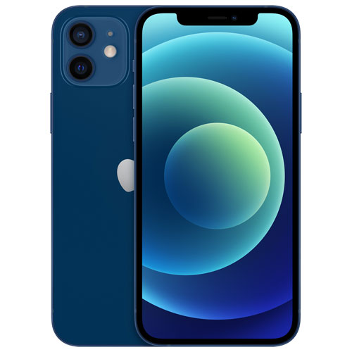 Koodo Apple Iphone 12 128gb Blue Monthly Tab Payment Best Buy Canada