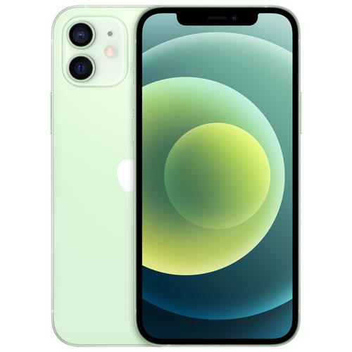 Fido Apple Iphone 12 64gb Green Monthly Financing Best Buy Canada
