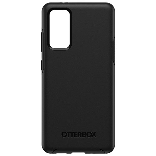 OtterBox Symmetry Fitted Hard Shell Case for Samsung Galaxy S20 FE - Black