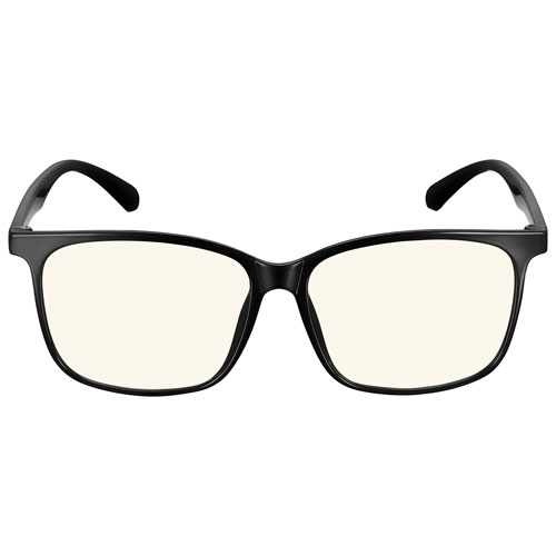 Insignia Blue Light Filtering Glasses - Black