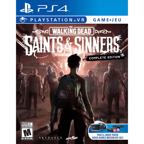 The Walking Dead: Saints & Sinners Complete Edition pour PlayStation VR