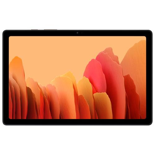 Tablette 10,4 po 32 Go Android 10.0 Galaxy Tab A7 de Samsung à processeur octocoeur - Doré