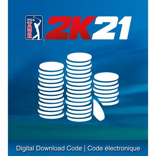 PGA Tour 2K21 - 3500 VC - Digital Download