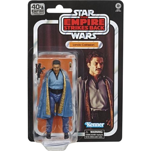 Star Wars 40th Anniversary 6 Inch Action Figure - Lando Calrissian