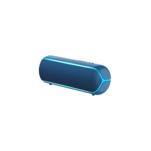 Sony SRSXB22 Extra Bass Portable Bluetooth Speaker (Blue) (Open Box)