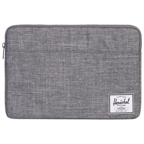 """Herschel Supply Co. Anchor 15"""" MacBook Sleeve - Raven Crosshatch"""
