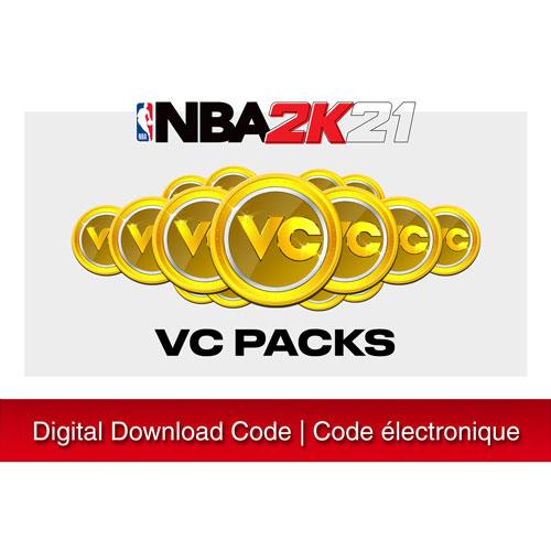 NBA 2K21 - 450,000 VC - Digital Download