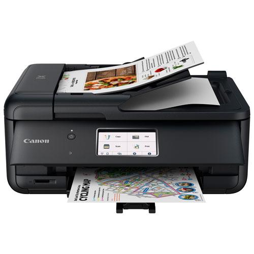 Imprimante à jet d'encre tout-en-un sans fil PIXMA TR8620 de Canon