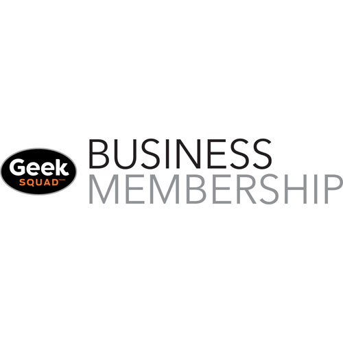 Geek Squad Business Membership Tier 1 Monthly Plan $49.99 per month
