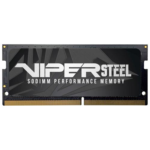 Patriot Memory Viper Steel SODIMM 32GB DDR4 3000MHz Laptop Memory