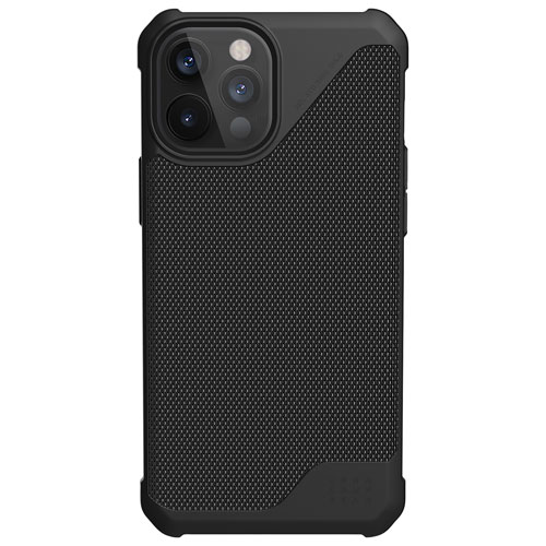 UAG Metropolis LT Fitted Hard Shell Case for iPhone 12 Pro Max - Black
