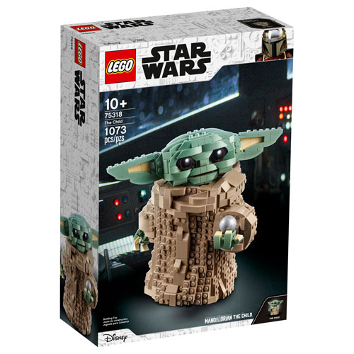 LEGO Star Wars: The Child - 1073 Pieces