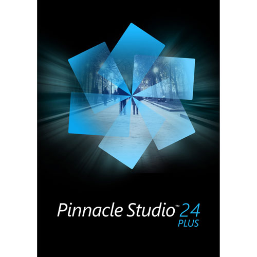 Corel Pinnacle Studio 24 Plus - Digital Download