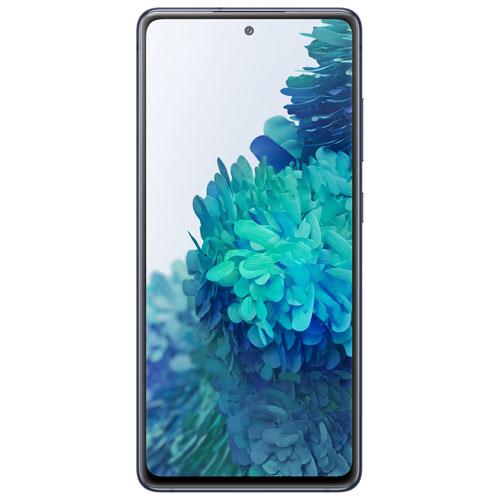 Galaxy S20 FE 5G de 128 Go de Samsung offert par Fido - Nuage de bleu marin - Financement mensuel