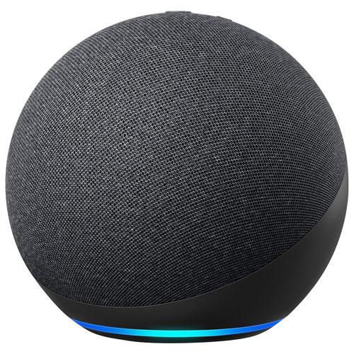 Concentrateur de maison intelligente Amazon Echo avec Alexa - Anthracite