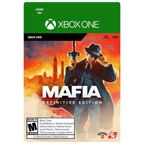 Mafia Definitive Edition - Digital Download
