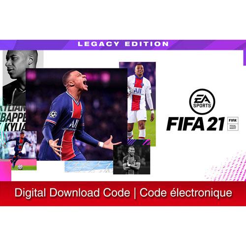 FIFA 21 Legacy Edition - Digital Download