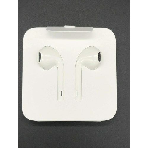 Apple Lightning Headphones For Iphone 7 8 Plus And X With Microphone And Built In Remote Earpods With Lightning Connector Mmtn2zm A White Best Buy Canada
