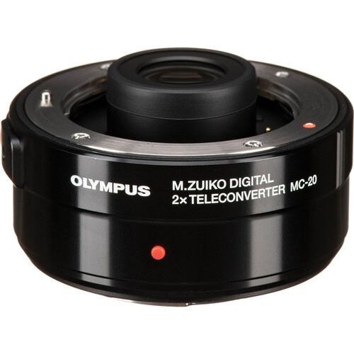 Olympus MC20 2.0X ZUIKO TeleConverter Lens