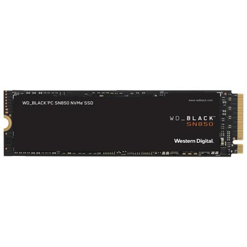 WD_BLACK 1TB PCIe Gen4 x4 Internal Solid State Drive